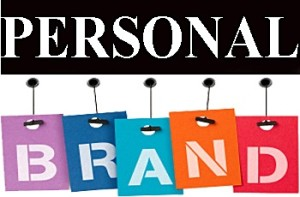 personal professional brand