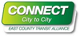 Group A2Z Develops Brand for East County Transit Alliance's CONNECT